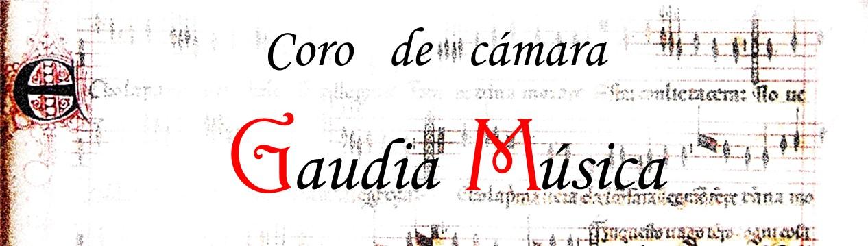 Coro de cámara Gaudia Musica (Escolanía de Guriezo)
