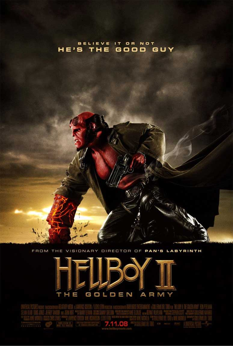 Cap'n Howdy's Blogorium: Retro Review: Hellboy II - The ...