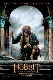 """Poster do filme """"O Hobbit: A Batalha dos Cinco Exércitos"""""""