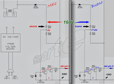 Fuente LG-MCD504-A0P