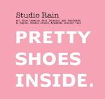 Studio Rain S/S 2012 -ZEL TASARIM VE EL YAPIMI AYAKKABILAR BURADA !