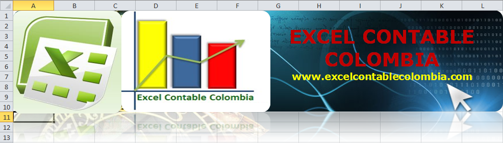 EXCEL CONTABLE COLOMBIA