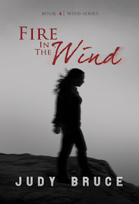 Fire in the Wind by Judy Bruce