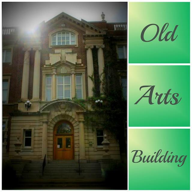 Old Arts Grad Photos