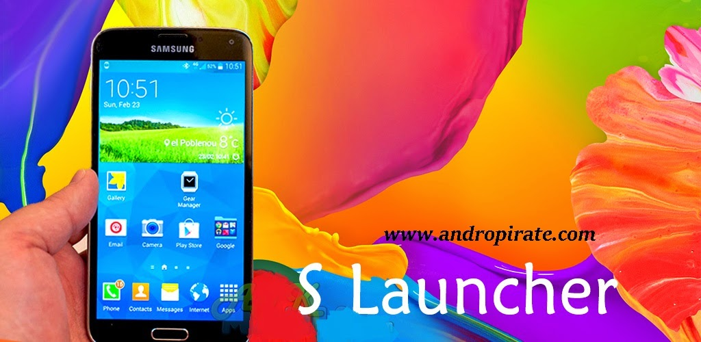 S Launcher Prime (Galaxy S5 Launcher) v2.8 APK
