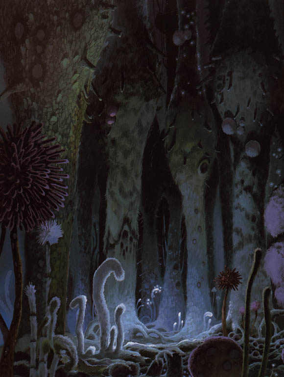 Arte del estudio Ghibli  -Parte 1-