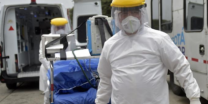 Covid-19: Con récord de 6.803 nuevos contagios en 24 horas, Colombia llega a 140.776 casos