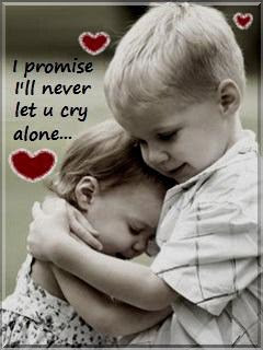 a small babys' hug - Images provided by http://photoforu.blogspot.com/