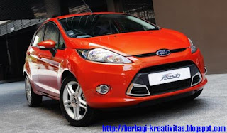 New Ford Fiesta Paket Promo Murah