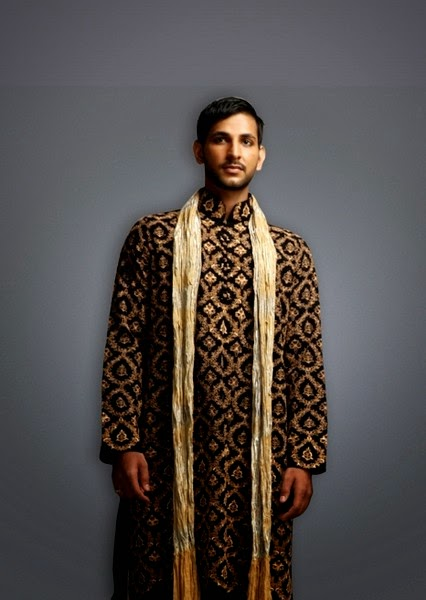 Gents Mehndi Dresses