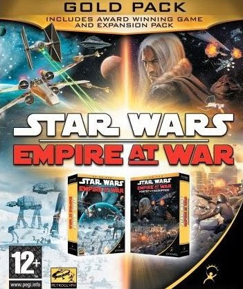 star wars empire at war gold pack iso