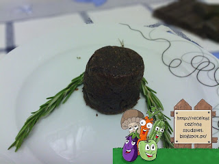 Petit Gâteau Low Carb