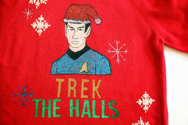 Deck The Halls In These Geeky Christmas Sweaters