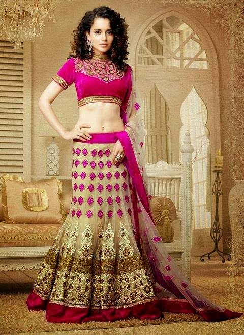 Fish Lehenga Choli Party Wear