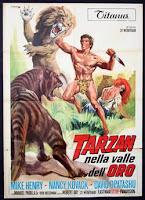TARZAN E O VALE DO OURO - 1967
