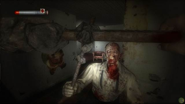 Capturas Condemned Criminal Origins PC Full ISO