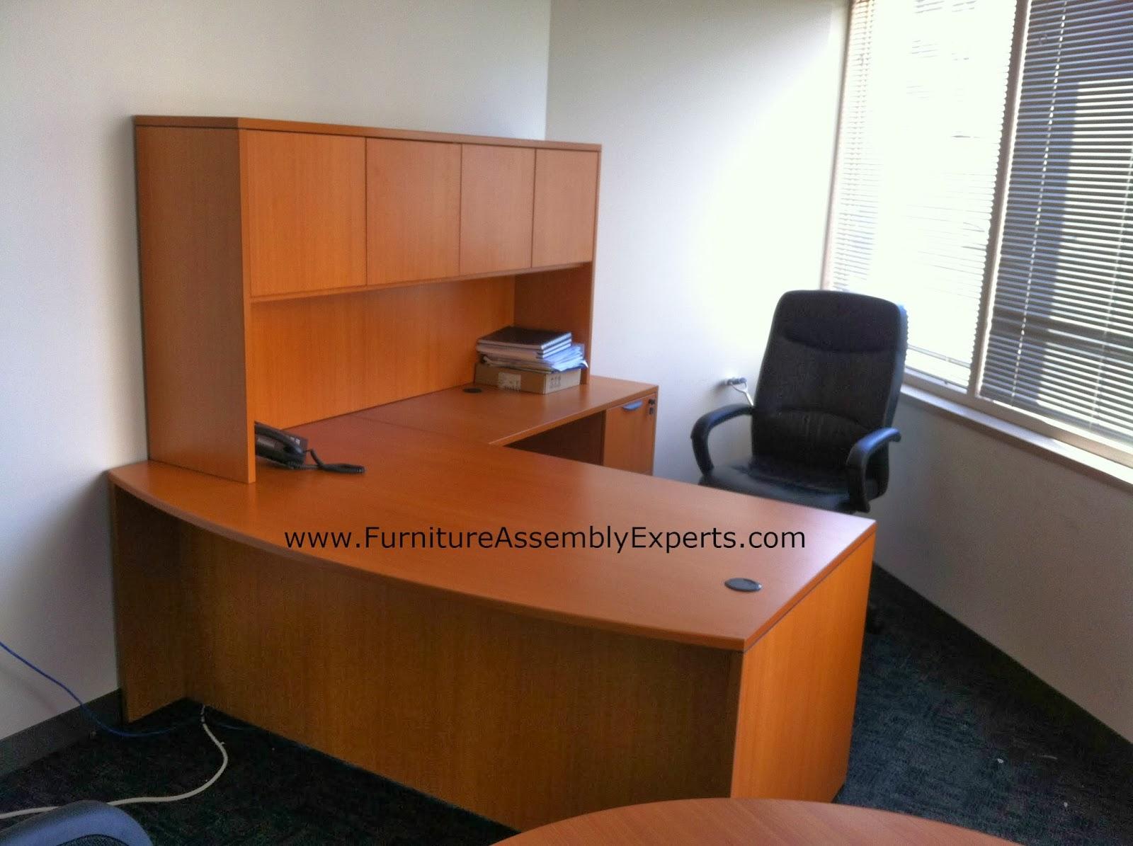 Dc Office Furniture Installers Same Day Service Desks