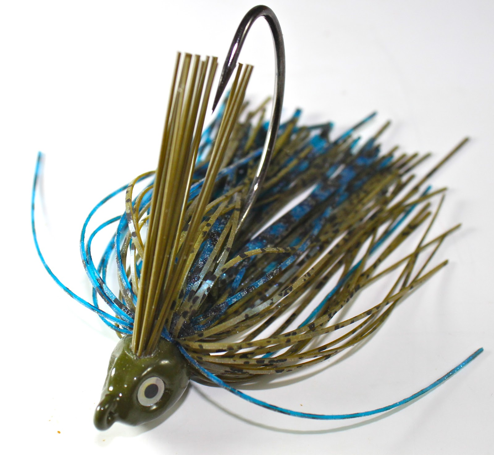 Largemouth bass fishing product reviews for Best jig for bass fishing