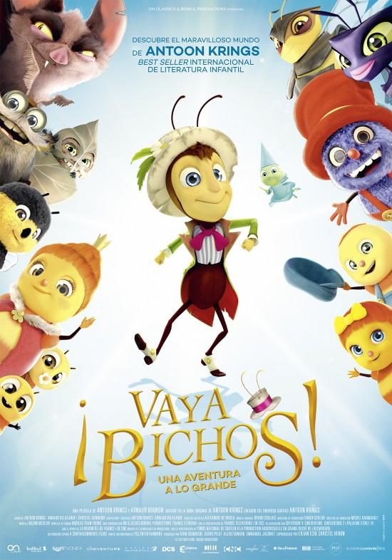 "Cine - ""Vaya bichos"""
