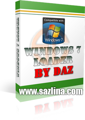 Windows Loader v2.2.1-By Daz