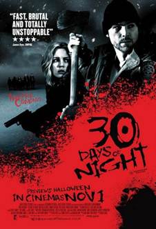 Download 30 Dias de Noite Dublado RMVB + AVI + Torrent DVDRip