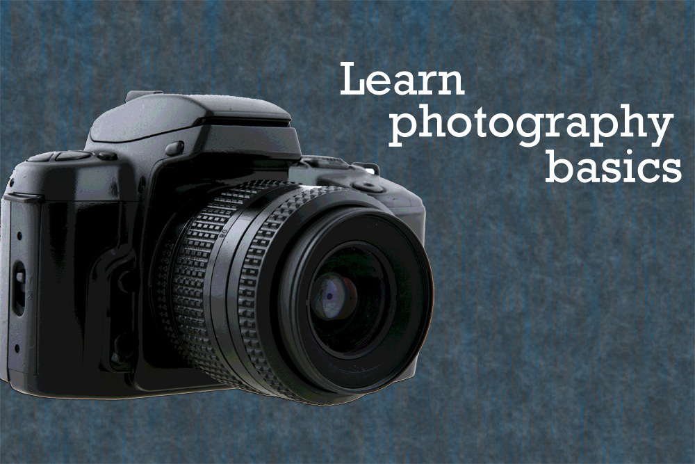 The Basics of Photography - Introduction to Photography ...