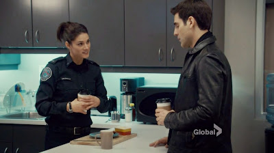 Rookie Blue - Wanting - Review
