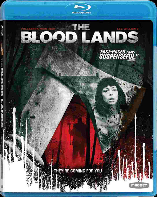 The Blood Lands Blu-ray