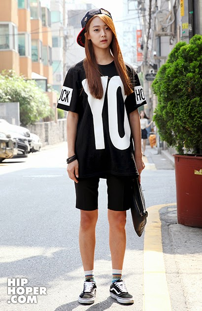 Korean Hip Hop Fashion Style The Image Kid Has It