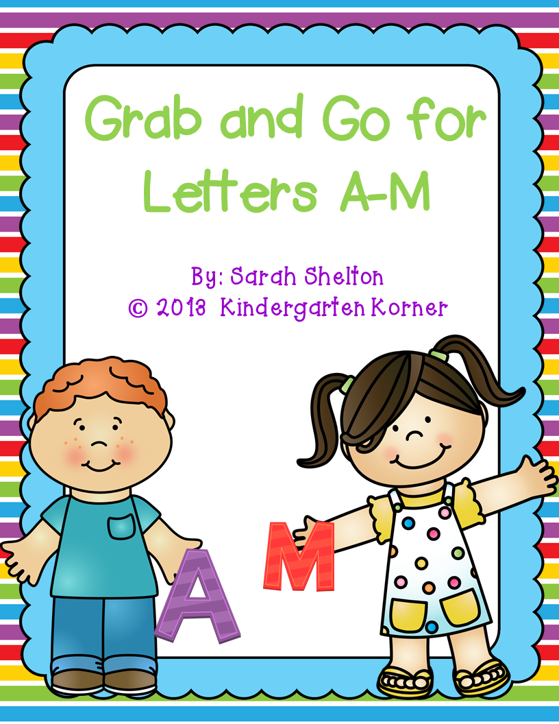 http://www.teacherspayteachers.com/Product/Letters-A-M-RTI-Grab-and-Go-755061