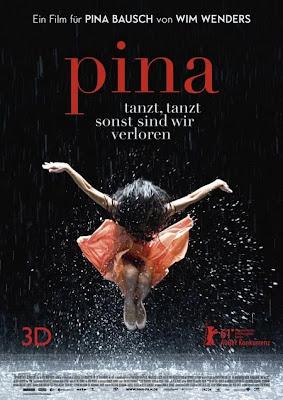 Pina, 2011, Movie, poster