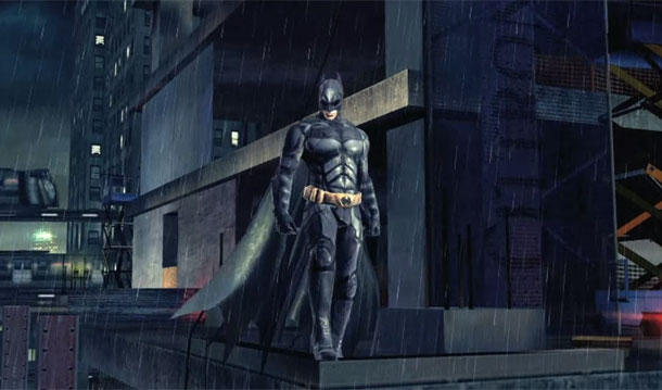 batman dark knight game
