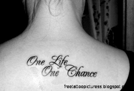 25 Wonderful Word Tattoos For Girls  CreativeFan