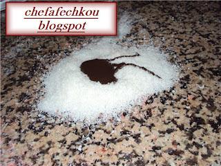 Délices à la noix de coco au chocolat blanc