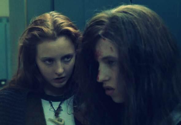 оборотень, фильм ужасов, оборотни, девушки