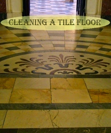 Cleaning a Tile Floor - Your Step-By-Step Guide for Methods and Supplies