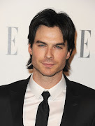 Ian at Elle's 18th annual women in Hollywood tribute .