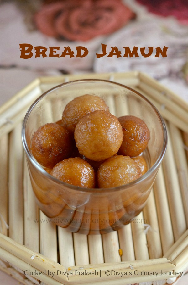 Easy to make sweet using bread