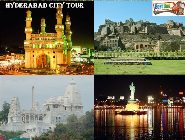 hyderabad city tour, top tourism places in hyderabad, best tourist places in hyderabad, places ti visit in hyderabad