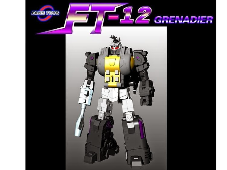 FansToys FT-12 GRENADIER