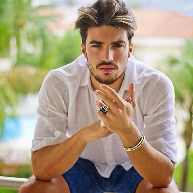 Mariano Di Vaio – Men's Hairstyles & Haircuts Fashion Trends ...