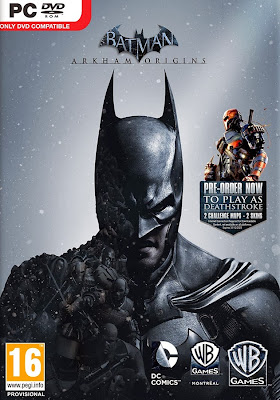 Batman Arkham Origins Free Download Full Version PC Game