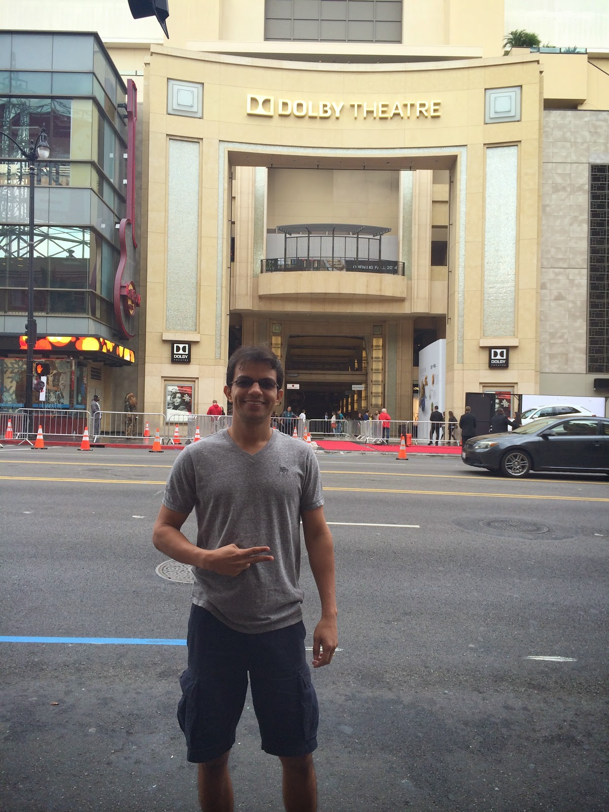 dolby theater - hollywood - los angeles - california