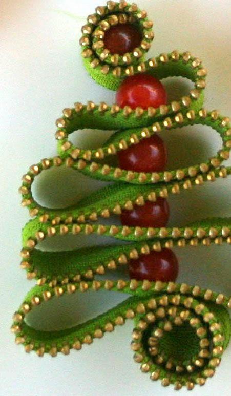 Diy rboles de navidad diferentes yo elijo coser - Arbol de navidad diferente ...