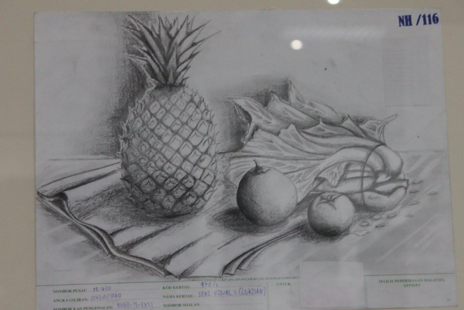 Pendidikan Seni Visual Kertas 2 2013