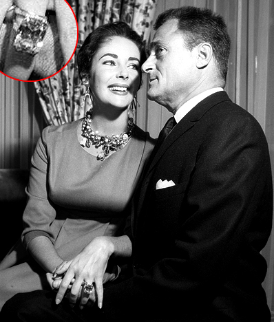 Gems About Jewels Elizabeth Taylor And Mike Todd What A