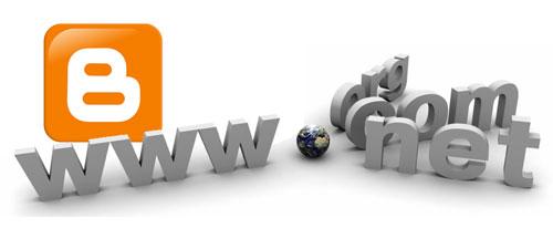 Elegir dominio para un blog de Blogger