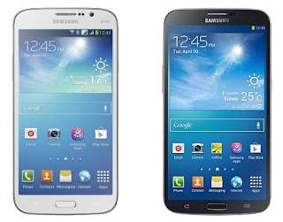 SAMSUNG GALAXY MEGA 5.8 Smartphone With Standard Resolution And Large Screen
