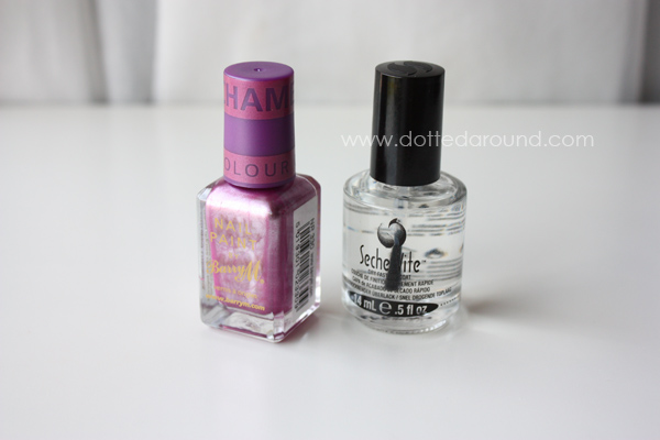 Barry M Chameleon top coat
