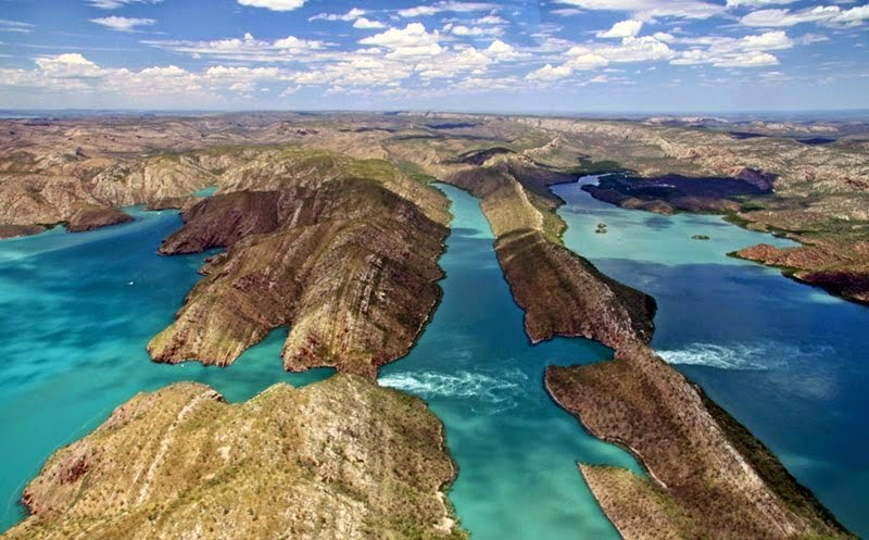 Horizontal Falls | Kimberley, Australia | Never Ever Seen ...